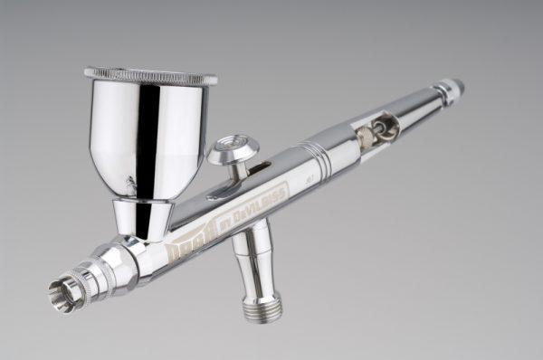 DeVilbiss DAGR Automotive Gravity Feed Airbrush -0