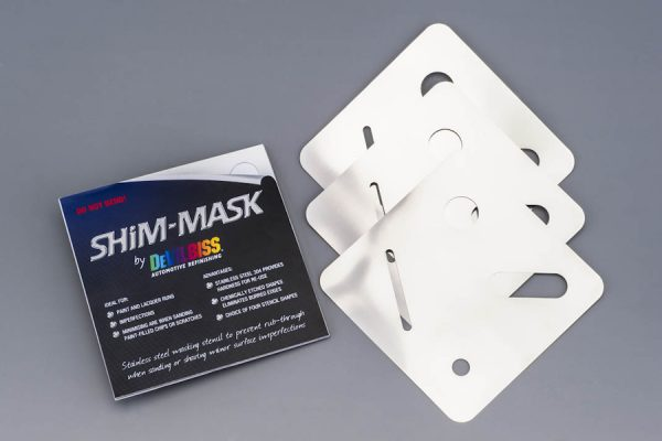 DeVilbiss Shim Mask - Pack of Three-0