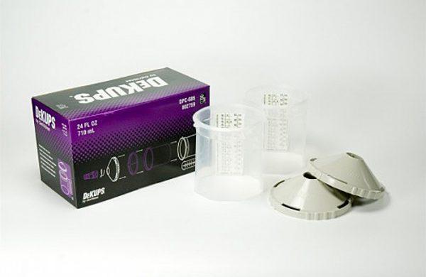 DeKups 24oz Reusable Lid and Sleeve Kit-0