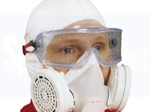 DeVilbiss Freedom Half-Mask Respirator -0