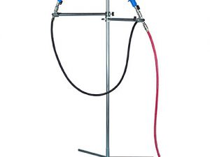 DeVilbiss DMG Two Gun Stand System with Hose-0