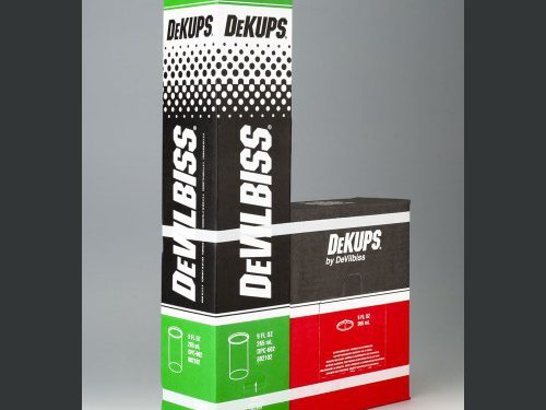 DeKups Disposable Cups and Lids (Pack of 32)-0