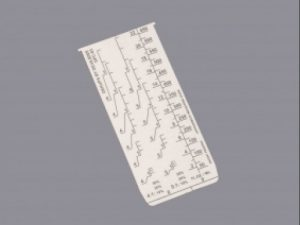 DeVilbiss Measuring Guide 4:1 and 5:1 (Pack of 10)-0