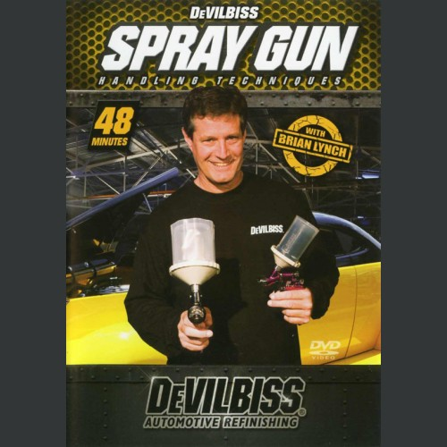 DeVilbiss Spray Gun Handling Techniques DVD-0