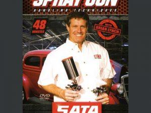 SATA Spray Gun Handling Techniques DVD-0