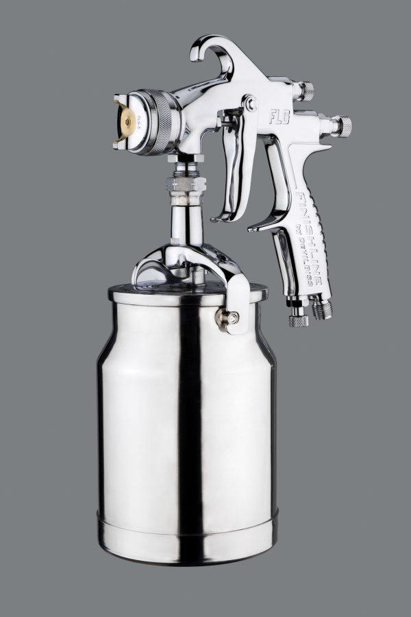 DeVilbiss FLG-5 Finishline Budget Suction Spray Gun-0