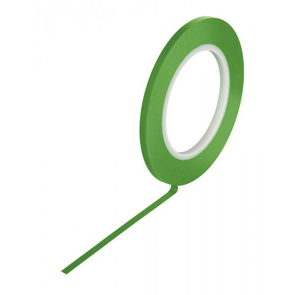 Fine Line Green Masking Tape 3mm x 55m-0