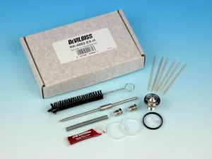 DeVilbiss GTI Spray Gun Service Kit-0