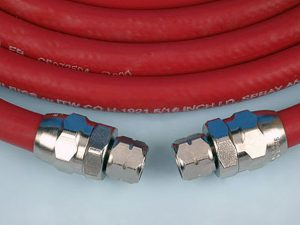 10 Metre Length Air Hose with 1/4BSP Female Connections -0