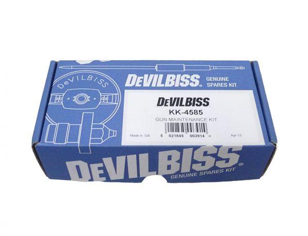 DeVilbiss Spray Gun Maintenance Kit-0