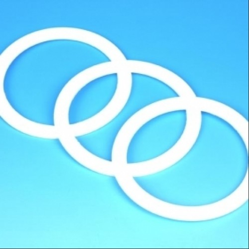 DeVilbiss Suction Cup Lid Tri-Seal Gaskets (Kit of 3)-0