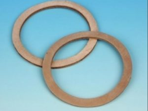 DeVilbiss Suction Cup Lid Leather Gaskets (Kit of 3)-0
