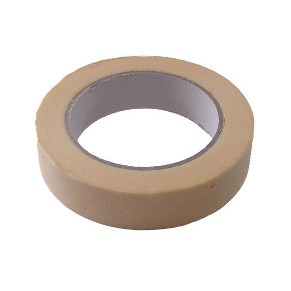 Masking Tape 24mm - Single Roll-0