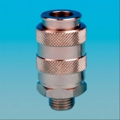 Female QD Connector 1/4BSP Male Fitting -0