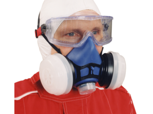 MPV Valuair Half-Mask Respirator -0