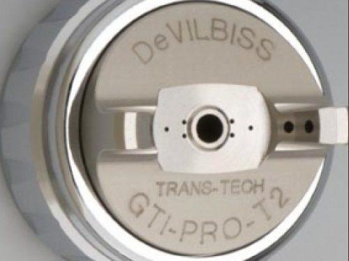 GTi Pro T2 Trans-Tech Air Cap & Retaining Ring-0
