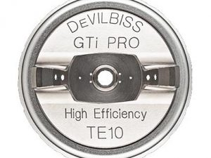GTi Pro Lite TE10 High Efficiency Air Cap and Ring-0