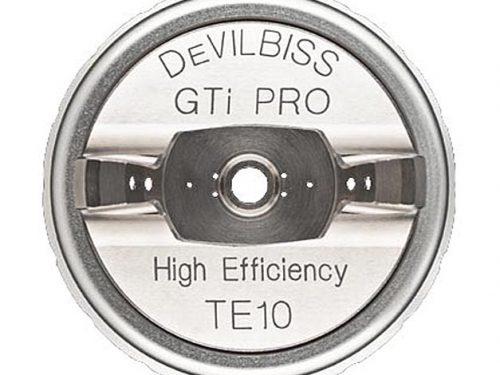GTi Pro Lite TE10 High Efficiency Air Cap and Ring-0