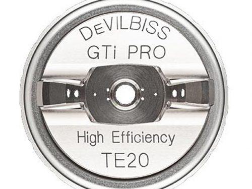 GTi Pro Lite TE20 High Efficiency Air Cap and Ring-0