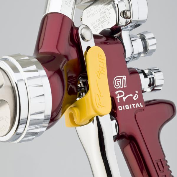 DeVilbiss Pro-Clip - Snap On Trigger Locking Clip (Pack of 3)-0