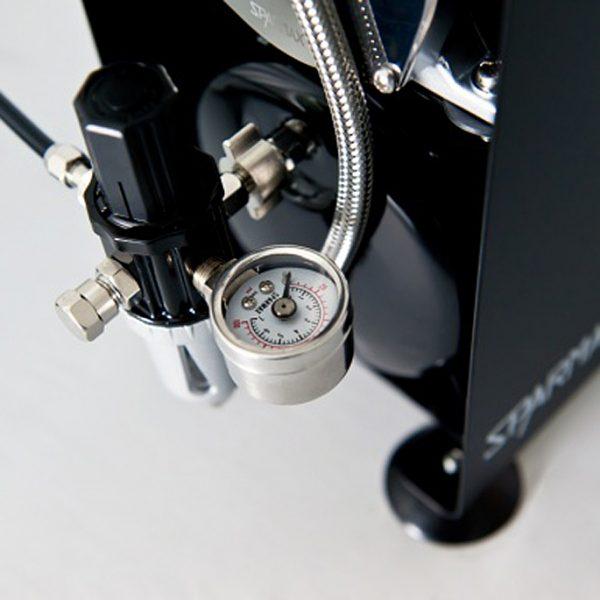 Sparmax 610H Professional Single Piston Airbrush Compressor (2.5 Litre Air Tank)-413