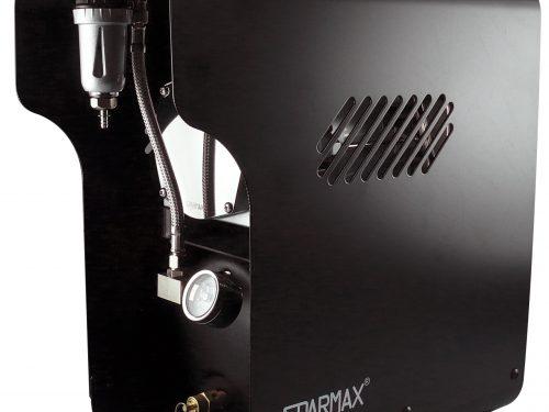 Sparmax 620X Professional Twin Piston Airbrush Compressor (2.5 Litre Air Tank)-0