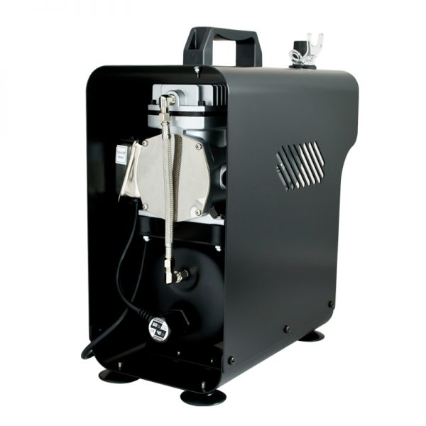 Sparmax 620X Professional Twin Piston Airbrush Compressor (2.5 Litre Air Tank)-410