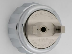 SRi Pro HVLP Air Cap and Ring-0