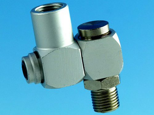 Spray Gun 360 Swivel Connector-0