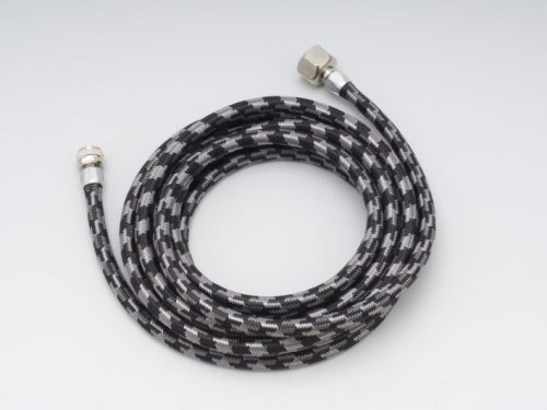 DeVilbiss DAGR 6m (20') Braided Nylon Air Hose -0