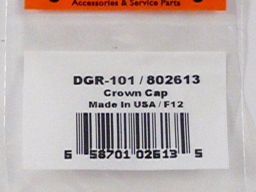 DeVilbiss DAGR Crown Cap-0