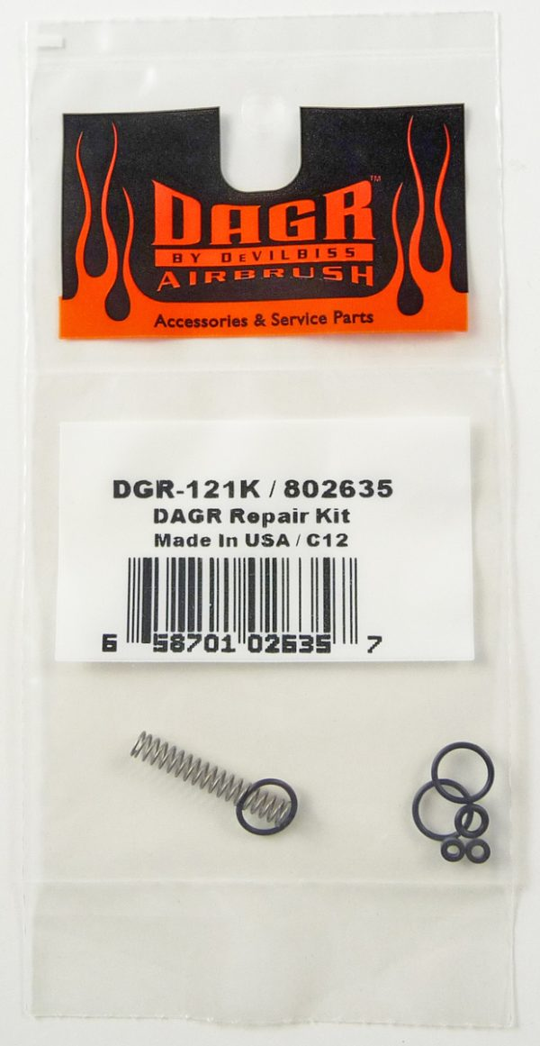DeVilbiss DAGR Repair Kit-0