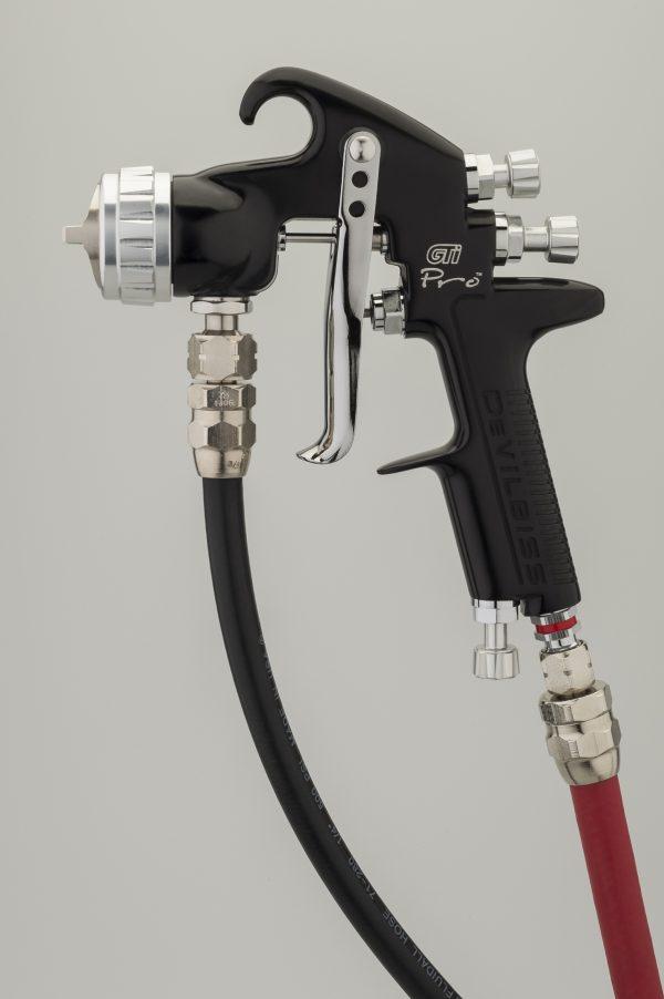 DeVilbiss GTi Pressure Feed Spray Gun