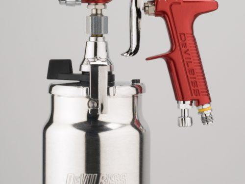 DeVilbiss JGA Pro Suction Feed Spray Gun-0