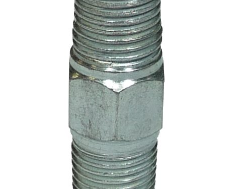 "1/4"" BSP Male to 1/4"" BSP Male Connector-0"