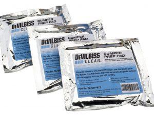 DeVilbiss Clean - Bumper Prep Pad (Box of 12)-0
