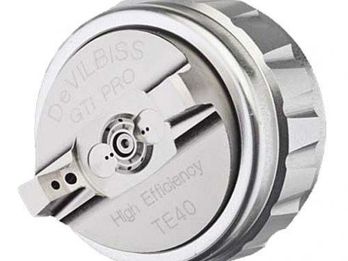 GTi Pro Lite Pressure TE40 High Efficiency Air Cap and Ring -0