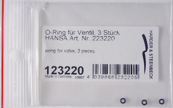 O-Ring for Valve Rod (Pack of Three)-0