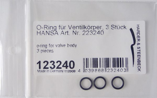 O-Ring for Valve Body (Pack of Three)-0