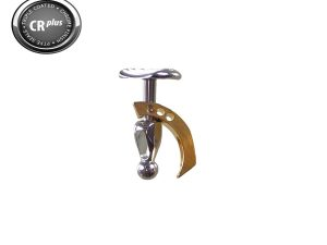 Chrome Lever Device Complete for CRplus Airbrushes-0