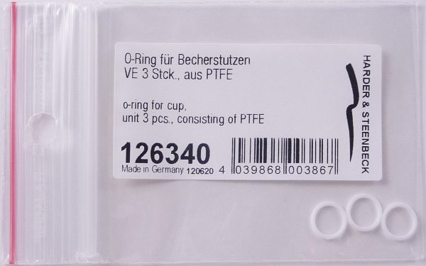 Gravity Cup PTFE O-Ring (Pack of Three)-0