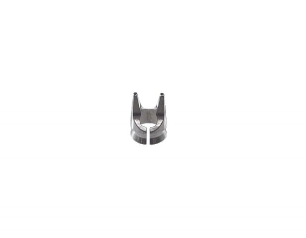 Chrome Needle Cap for CRplus Airbrushes-0