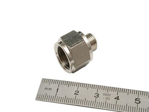 "1/4"" BSP Female to 1/8"" BSP Male Connector-0"