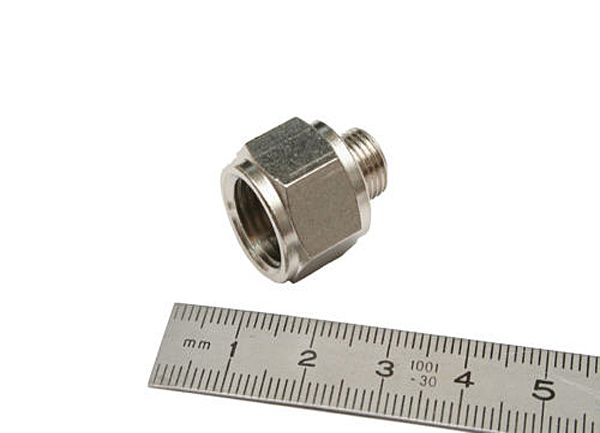 """1/4"""" BSP Female to 1/8"""" BSP Male Connector-0"""