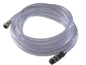 Harder & Steenbeck Airbrush Clear Hose with Quick Release to 1/8BSP-0