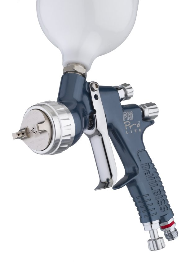 DeVilbiss PRi Pro Lite Gravity Feed Primer Spray Gun-897