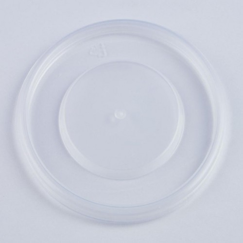 Poly Lids for Card Mixing Cups 600cc (Pack Of 50) -0